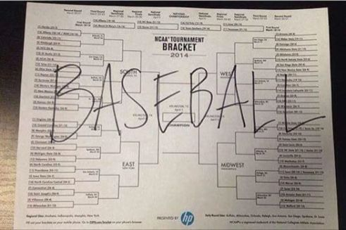 March Madness Baseball Modern Past