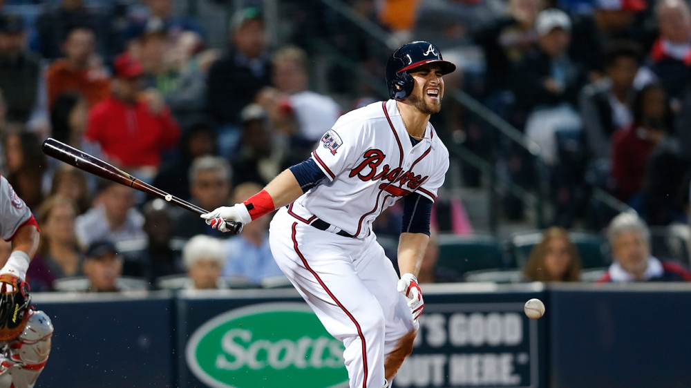 Modern Pastime Ender Inciarte injury