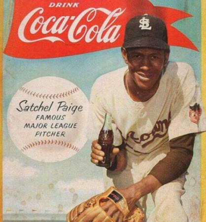 Modern Pastime Opening Day Satchel Paige